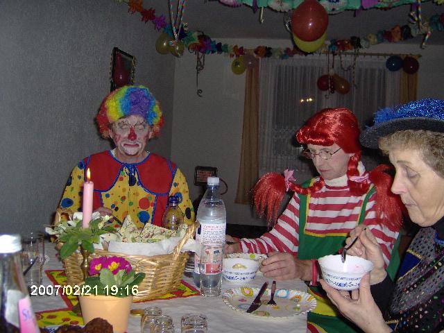 Fasching 2007 - 06