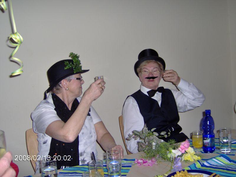Fasching 2008 - 04